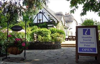 Shanklin Tourist Information Point
