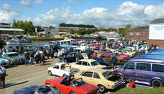 Isle of Wight - Things to Do - Classic Car Show - Newport Isle of Wight