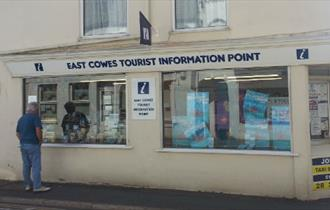 East Cowes Tourist Information Point
