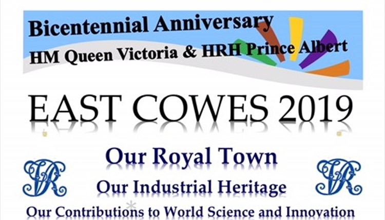 Celebrating East Cowes Royal Heritage, Industrial, Science & Innovation - East Cowes, Isle of Wight