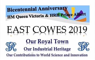 Isle of Wight, Celebrating East Cowes Royal Heritage, Industrial, Science & Innovation - East Cowes, Isle of Wight