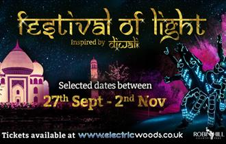 Festival of Light Inspired by Diwali - What's On, Isle of Wight