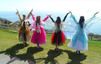 The Fairy Fling at Blackgang Chine
