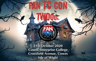 Isle of Wight, Things to Do, Fan TC Con, Cowes Enterprise College, Cowes