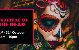 Isle of Wight, Things to Do, Festival of the Dead, Robin Hill