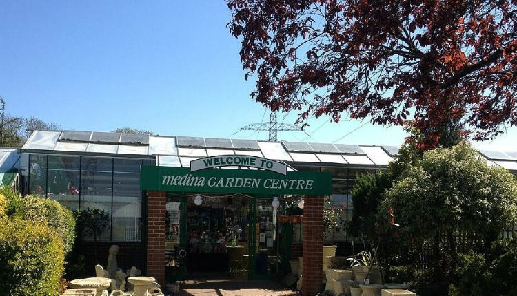 Isle of Wight, Medina Garden Centre, Shopping, Cafe, Butterfly World