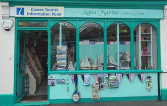 Cowes Tourist Information Point - Aqua Marina Gifts