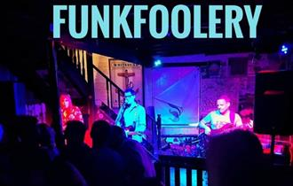 Isle of Wight, Things to do, Live Music, COWES, The Anchor, Funkfoolery