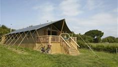 Glamping Self Catering Isle of Wight - Glamping The Wight Way