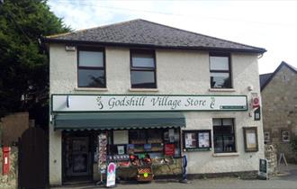 Godshill Tourist Information Point