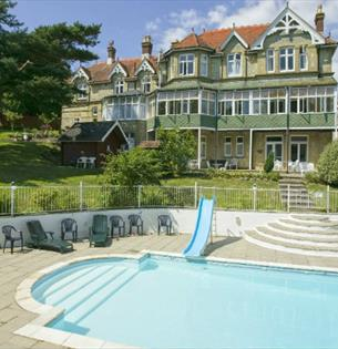 Isle of Wight, Accommodation, Self Catering, Shanklin, Lyon Court