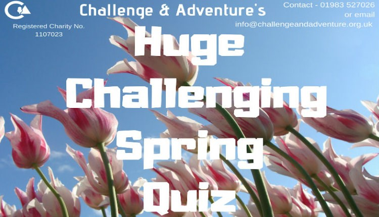 Isle of Wight, Things to Do, Spring Quiz, Gurnard, Cowes