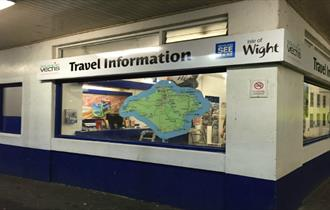 Ryde Tourist Information Point