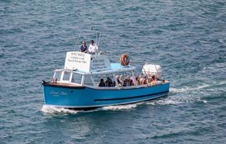 Isle of Wight, Things to Do, Coral Star, Trips and Private Boat Hire
