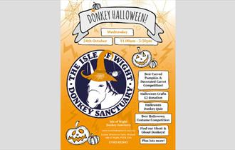 Halloween activities at the Isle of Wight Donkey Sanctuary - What's On, Isle of Wight