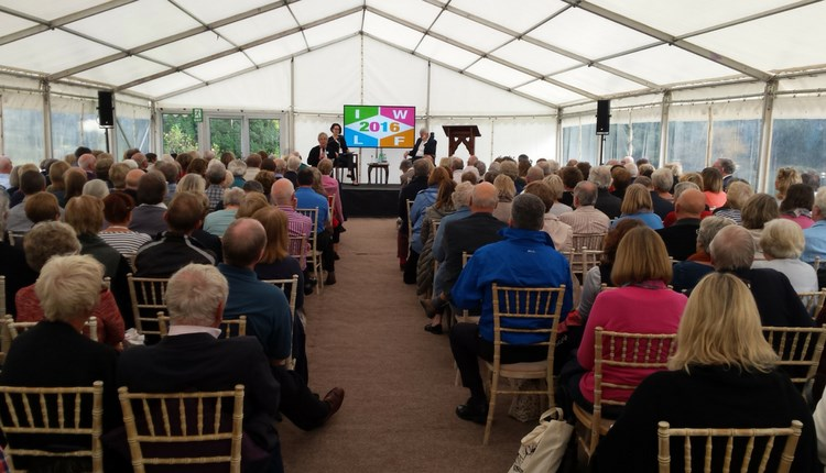 #85 - Meet renowned writers at the Isle of Wight Literary Festival