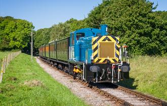 Diesel Gala at Isle of Wight Steam Railway