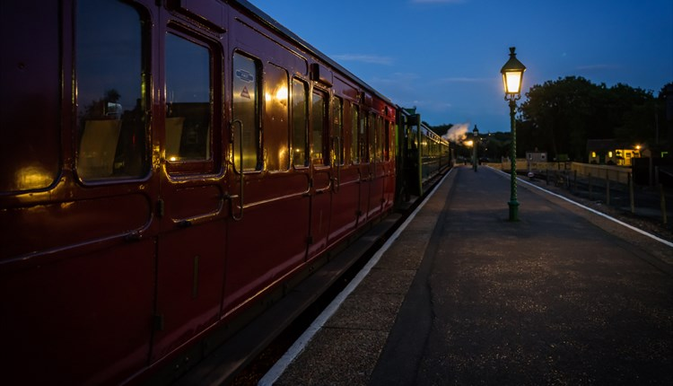 Christmas Carvery Night at Isle of Wight Steam Railway