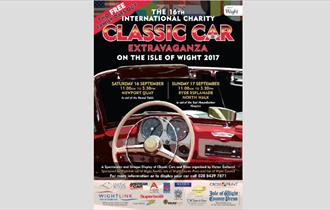 International Classic Car Show 2017 - Newport Quay