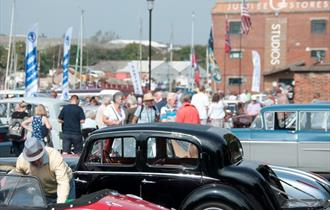 #17 - Meet some classic models by the sea at the International Classic Car Show