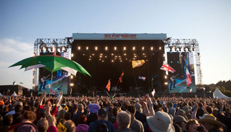 Isle of Wight Festival 2013