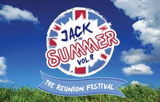 Isle of Wight, Festivals, Jack UP the Summer, Main Logo