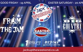 Isle of Wight, Music, Concerts, Jack Up The Weekend