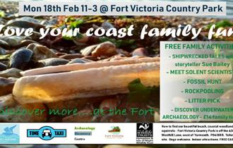 Isle of Wight, Family Fun, Things to Do, Event, Coastal Activity, Fort Victoria