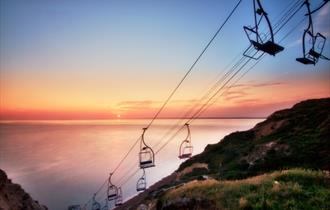 #12 - Ride The Needles chairlift and take in one of the Island's most iconic views