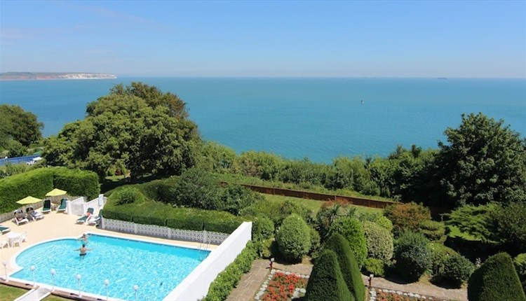 Luccombe Hall Hotel Shanklin Visit Isle Of Wight