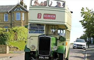 Isle of Wight, Classic Beer, Buses and Walks, Things to Do, Isle of Wight
