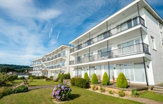 Isle of Wight, Accommodation, Ocean View Hotel, Shanklin