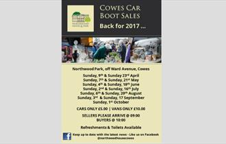 Cowes Car Boot Sale