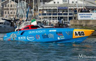 Cowes Powerboat Races