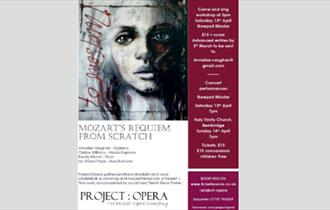 Isle of Wight, Things to Do, Project Opera, Concert Poster, BEMBRIDGE