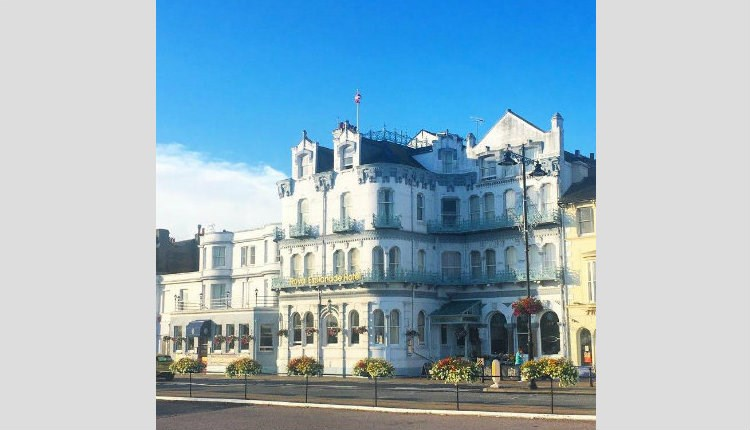 Isle of Wight, Accommodation, Hotel, Ryde, Royal Esplanade Hotel