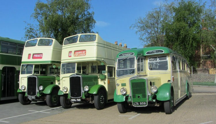 Isle of Wight, Heritage and History, Transport, Classic Bus Weekend