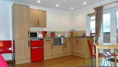 Self catering Isle of Wight - Little Sedge - Kitchen & Dining Area