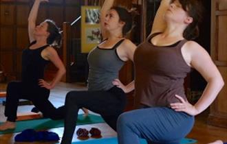 Yoga Retreat at Godshill Park Farm House - What's On, Isle of Wight