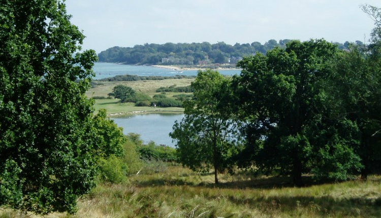 Isle of Wight, St Helens Duver, Guided Walking, National Trust