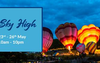 Isle of Wight, Things to Do, Sky High, Robin Hill