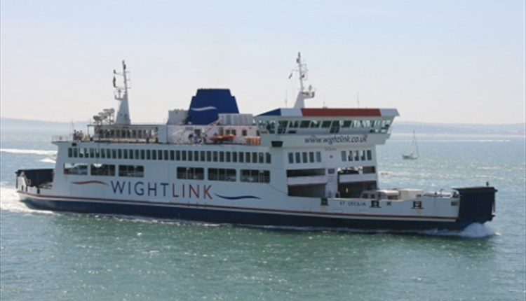 Wightlink Ferries - St Cecilia