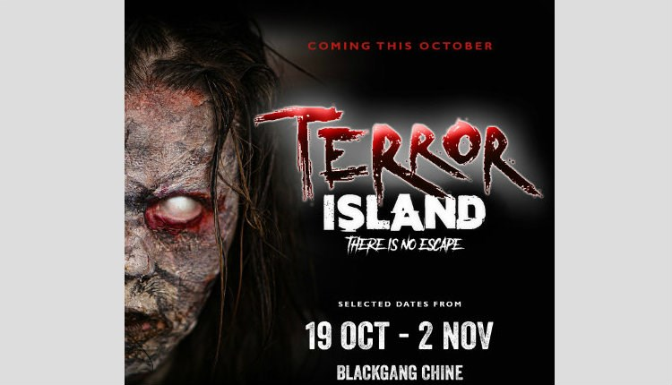 Terror Island at Blackgang Chine, What's On, Isle of Wight,