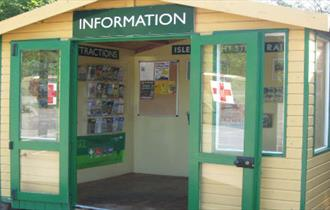 Havenstreet Tourist Information Point