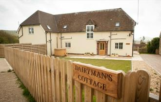 Dairyman's Cottage (Tapnell Farm)