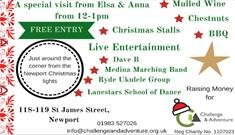 Isle of Wight, Things to Do, Christmas Fayre, Newport