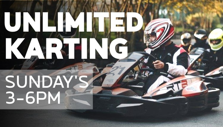 Karting, children's event, Ryde, Isle of Wight, What's On