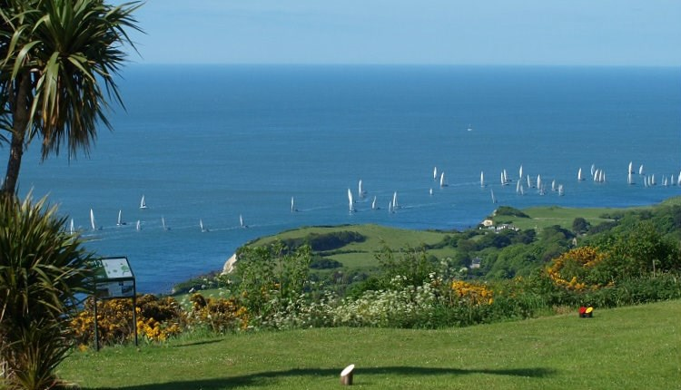 Isle of Wight, Golf, Wellbeing, Ventnor