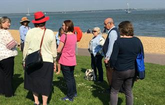 Isle of Wight, Things to Do, Guided Walking Tours, COWES