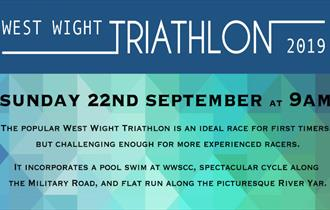 Isle of Wight, Sporting Event, Triathlon, West Wight
